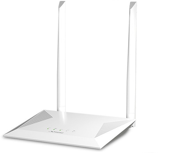 Wi-Fi router 300Mbit/s, 4xLAN, 1xWAN port Strong