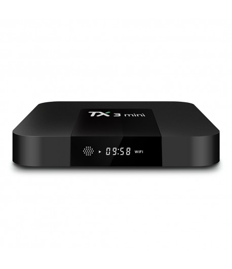 Android box Pentacore S905W, 4K2K, H.265, IPTV, WiFi, 2/16GB